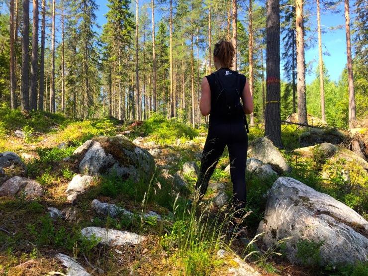 hälsingeleden traillöpning